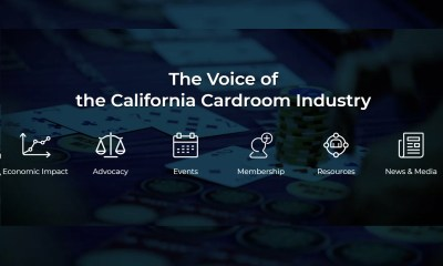 New Report Finds California Cardroom Industry Generates Over 32,000 Jobs and Nearly $5.6 Billion in Annual Impact on State's Economy