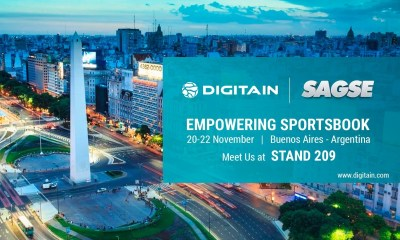 Digitain prepares to shine at SAGSE