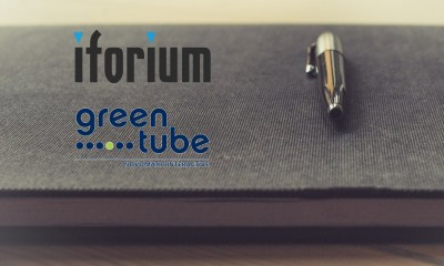 Iforium pens Greentube content integration deal