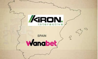 Kiron first to launch virtuals in Spain with Wanabet