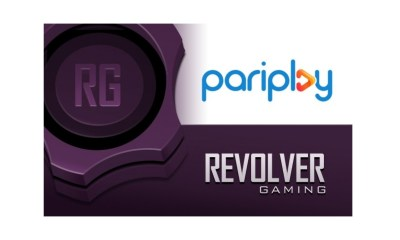 Pariplay integrates Revolver Gaming content portfolio