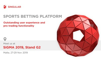 Singular's New Sport Betting Platform Showcased At SIGMA