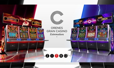 Link King And Link Me Shine Brightly In The Re-Inauguration Of The Gran Casino De Extremadura