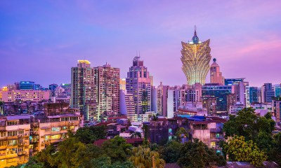 Macau Gross Gaming Revenue Falls 8.5% in November