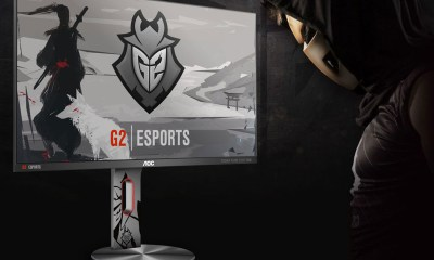 AOC Extends Partnership with G2 Esports