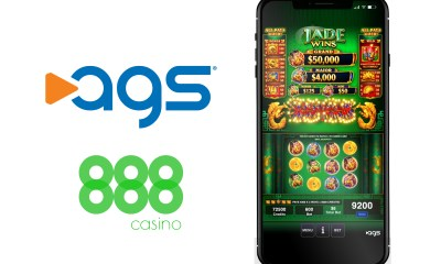 AGS Announces Launch Of Its Real-Money Games With 888casino