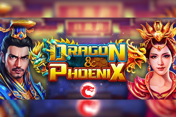 "Betsoft with ""Dragon & Phoenix"""