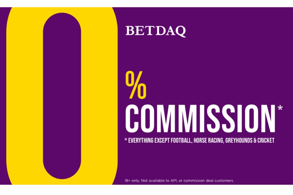 BETDAQ mengumumkan Boxing Day bebas komisi