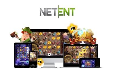 NetEnt with Finn's Golden Tavern™