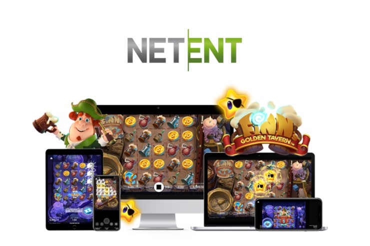 NetEnt with Finn's Golden Tavern™