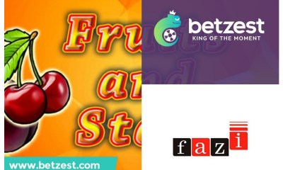 Online Casino Betzest™ goes Live with Fazi™