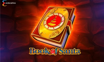 Endorphina's Book of Santa be the only book you need this Christmas?