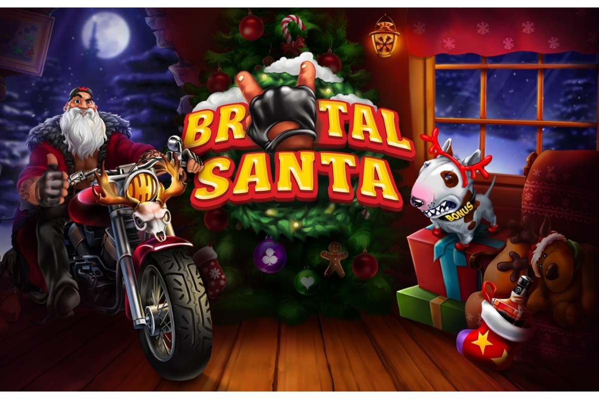 Evoplay Entertainment gets festive with Brutal Santa