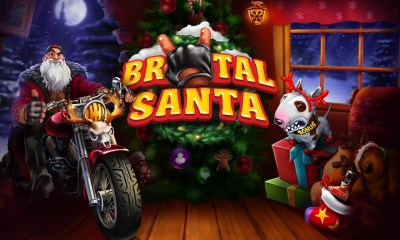 Evoplay Entertainment gets festive with Brutal Santa
