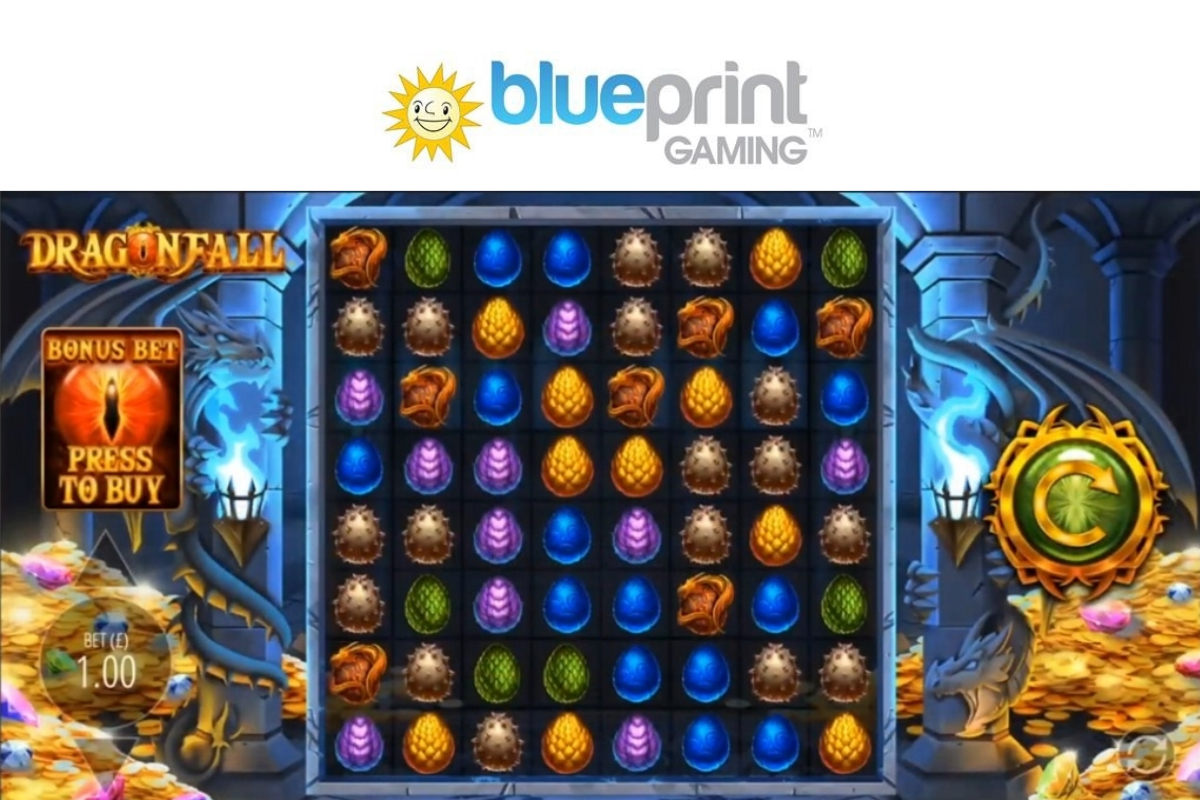 Blueprint Gaming fires up the reels with Dragonfall