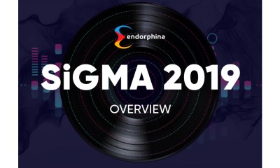 Endorphina brought dance, rhythms and endorphins to SIGMA 2019
