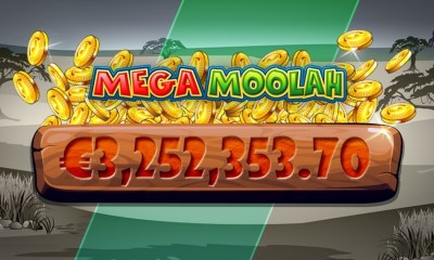 Microgaming's Mega Moolah pays out seven-figure jackpot to UK player at Genesis Casino