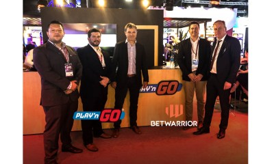 Play'n GO Extends LatAm Presence with BetWarrior Partnership