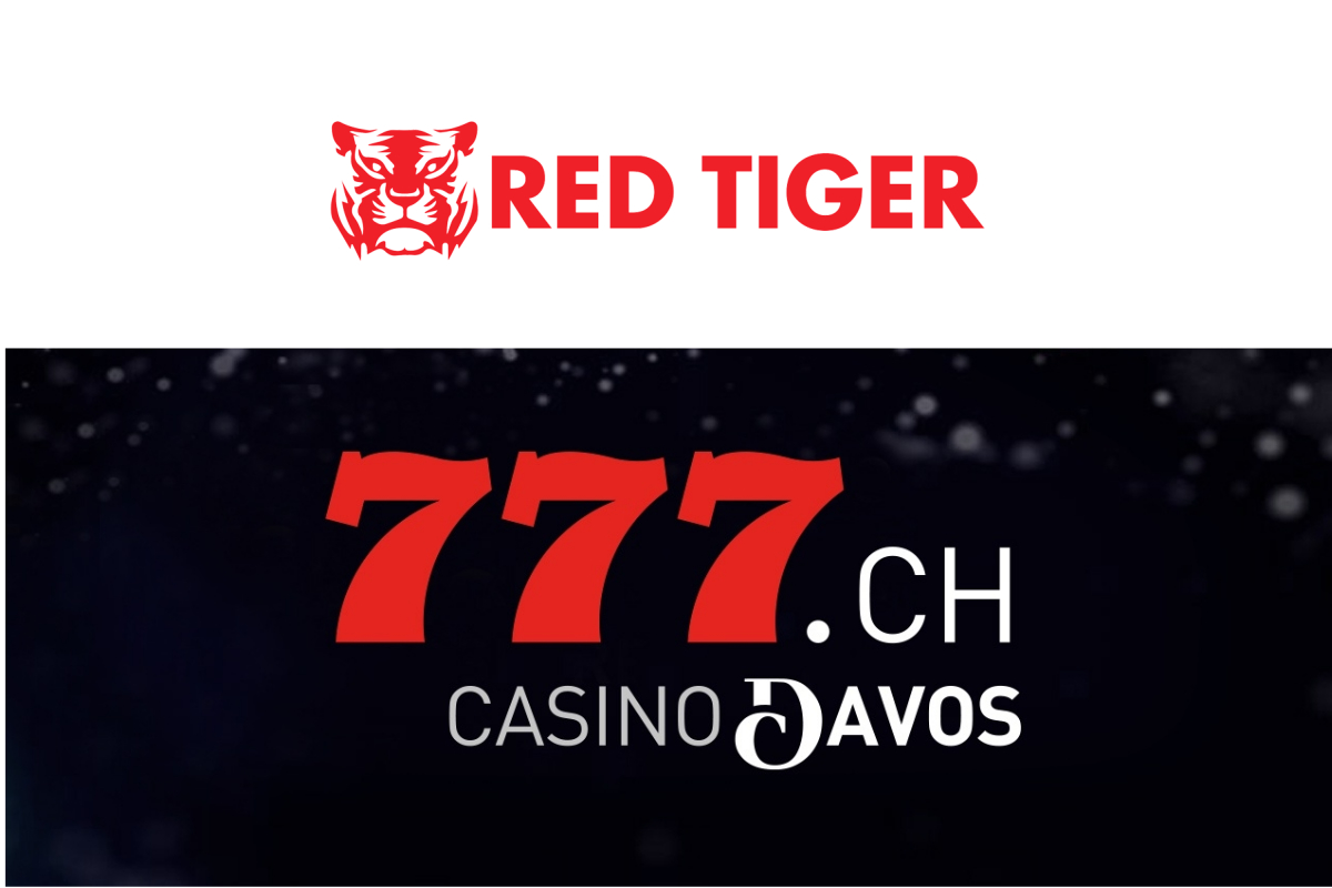 Red Tiger slots live with Casino777.ch