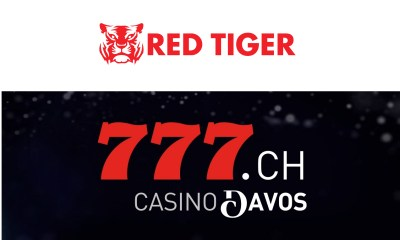 777.ch launches new provider partnership with Red Tiger