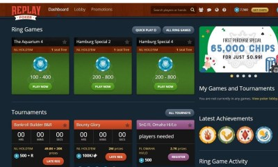 Replay Poker launching HTML5 client soon