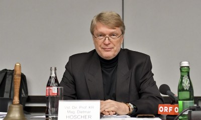 Dietmar Hoscher Resigns from ECA