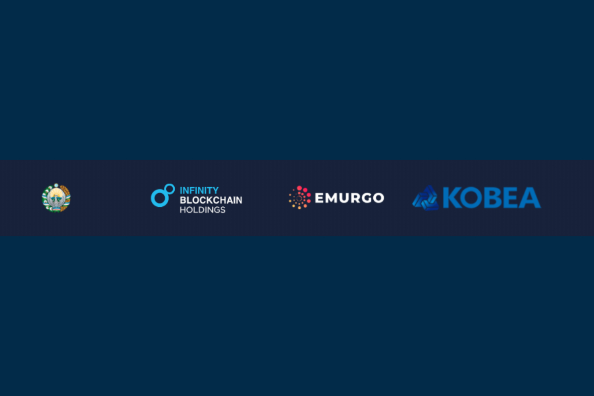 IBH Partners with EMURGO and KOBEA To Build Blockchain Business and Education for Uzbekistan Government