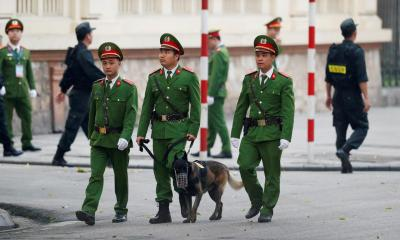 Vietnam Police Bust $12.9-million Online Gambling Ring