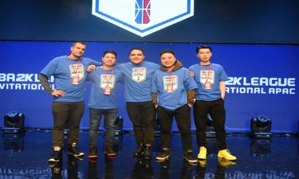 2020 NBA 2K League APAC Invitational: Recap