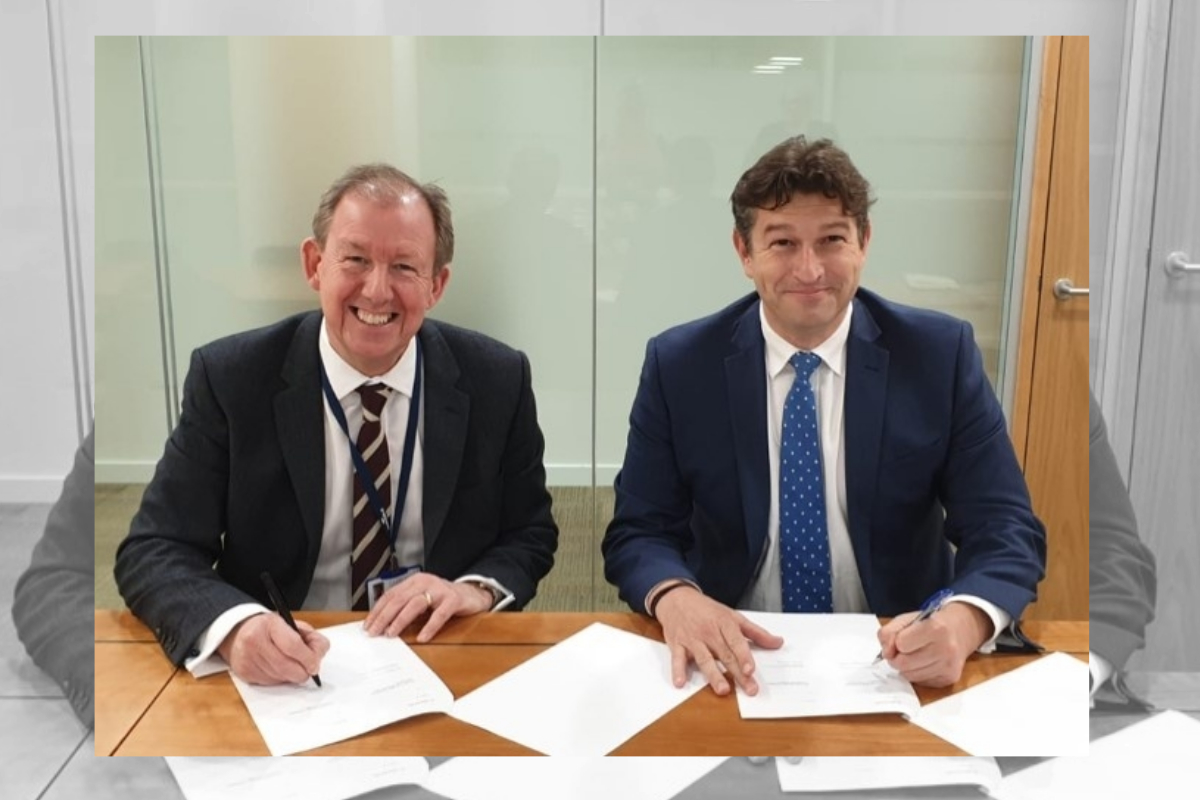 AUSTRAC further strengthens international partnerships with signing of MOU with UK Gambling Commission