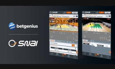 Snai signs-up to Betgenius streaming service in wide-ranging sportsbook deal