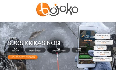 Bojoko launches Finnish language version