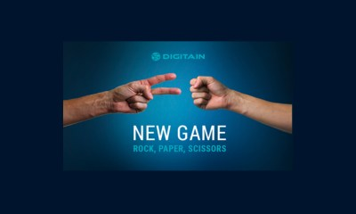 Digitain offers betting twist for classic Rock, Paper, Scissors