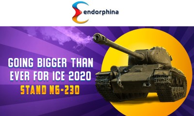 Find out what Endorphina is preparing for ICE London 2020
