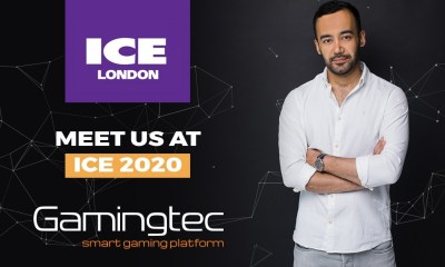Gamingtec attends ICE London 2020