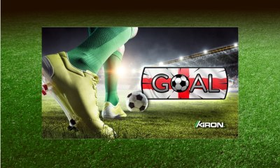 Kiron to premiere its new virtual football game GOAL at ICE London
