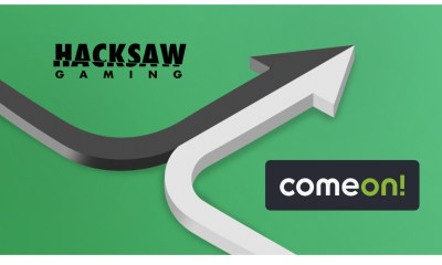 Hacksaw Gaming live with ComeOn!