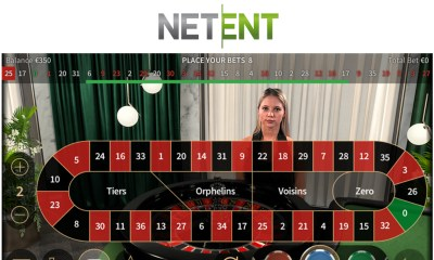 NetEnt launches new mobile interface for Live Roulette