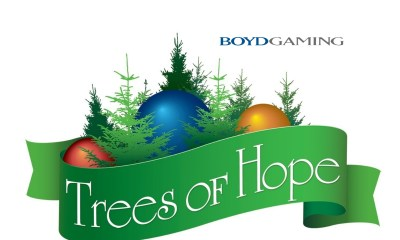 Boyd Gaming Donates Over $130,000 To Non-Profits Across The Country In 2019 'Trees Of Hope' Contest
