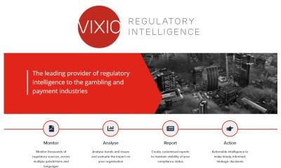 ComplianceOnline rebrands to become VIXIO Regulatory Intelligence