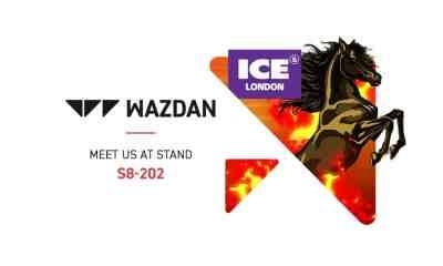 Wazdan Set to Showcase New Games at ICE London 2020