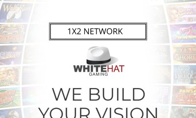 1x2 Network Strikes White Hat Gaming Partnership