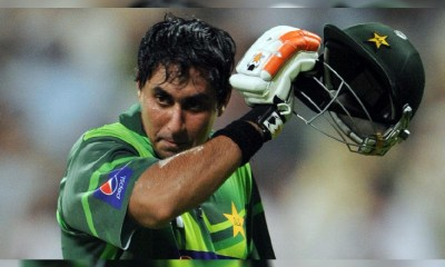 EX-Pakistan Batsman Nasir Jamshed Jailed in UK Over Spot-fixing