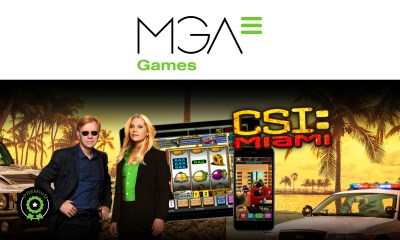 CSI: Miami, the new slot