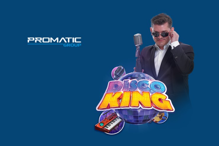 "Promatic - ""Disco King"""