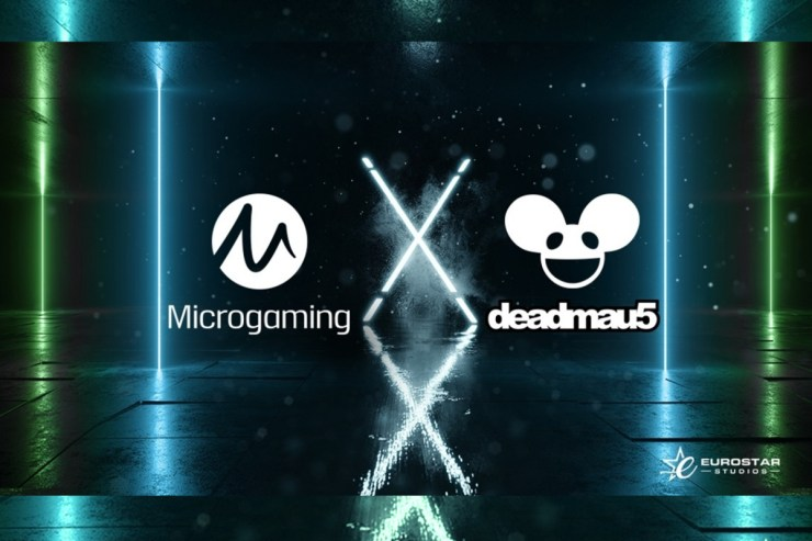 Microgaming Launch Deadmau5 Themed Slot