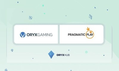ORYX Gaming hails success with Pragmatic Play