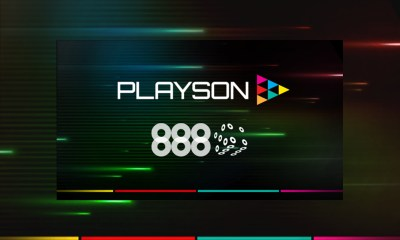 Playson continues European expansion with 888casino partnership