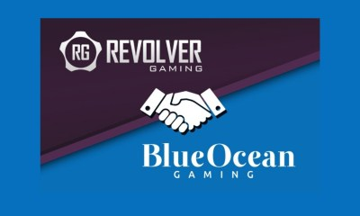 Revolver Gaming collaborates with BlueOcean Gaming
