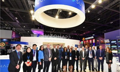 SUZOHAPP Showcases Products, Partnerships, and People at ICE London 2020